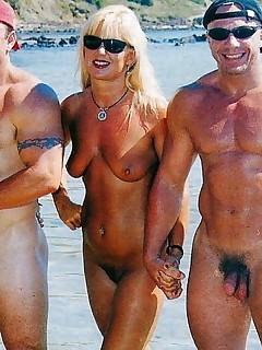 Vintage Beach Pics - Nude Beach Pics