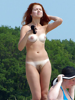 Candid topless beach celebrity nude hairy fuck picture opinion