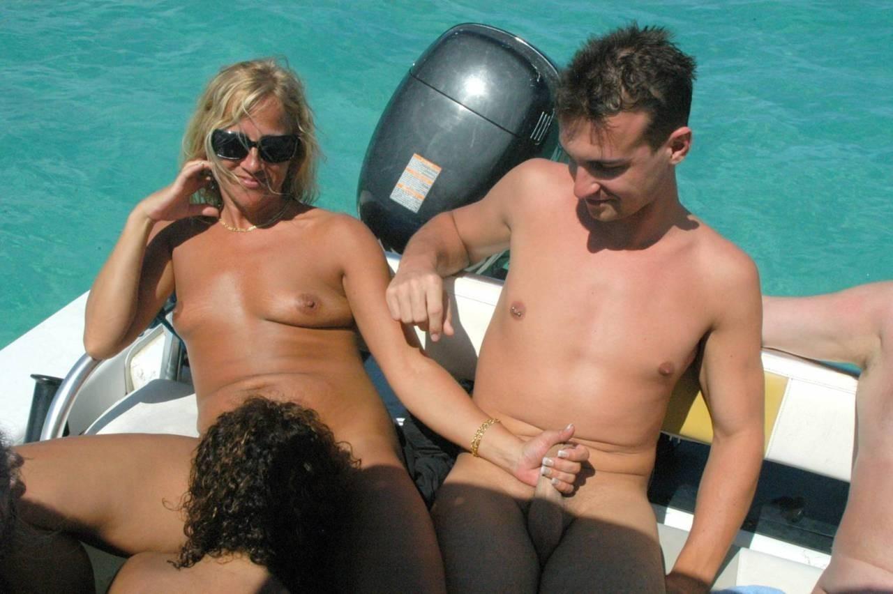 Nude beach boners tumblr